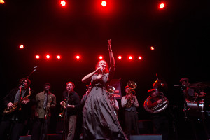 The West Philadelphia Orchestra performed at Union Transfer